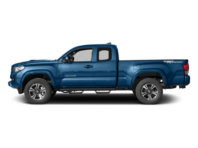 2017 Toyota Tacoma Trd Sport V6 Toyota Dealer Serving St Albans Wv New And Used Toyota