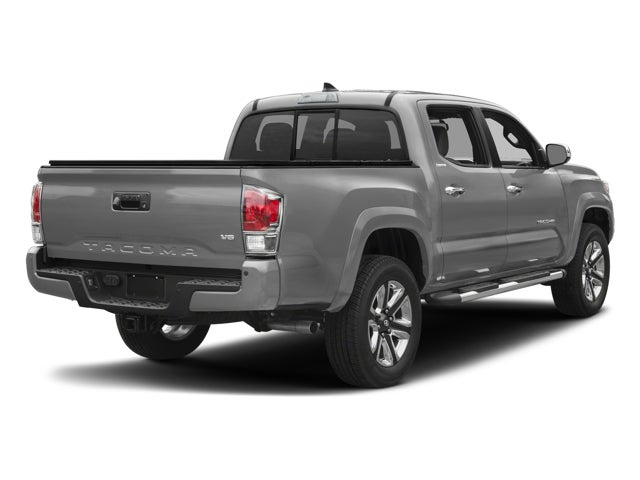 2017 Toyota Tacoma Limited V6 Toyota Dealer Serving St Albans Wv New And Used Toyota