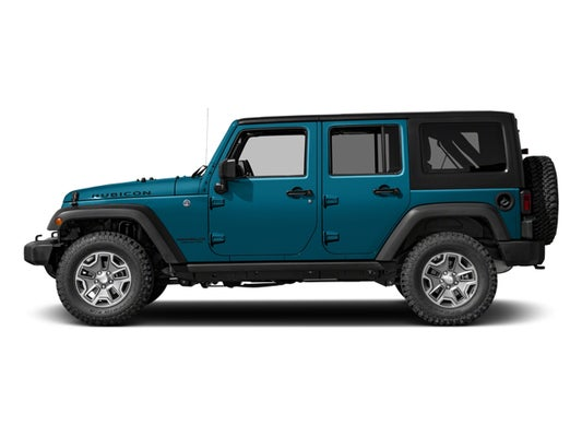 2017 Jeep Wrangler Unlimited Rubicon In St Albans Wv Moses Toyota