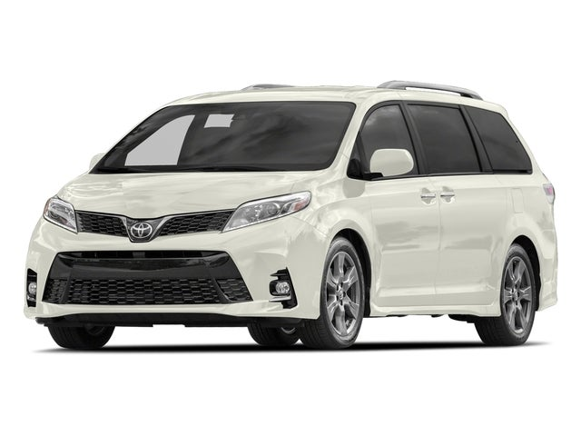 2018 Toyota Sienna Xle Premium In St Albans Wv Moses