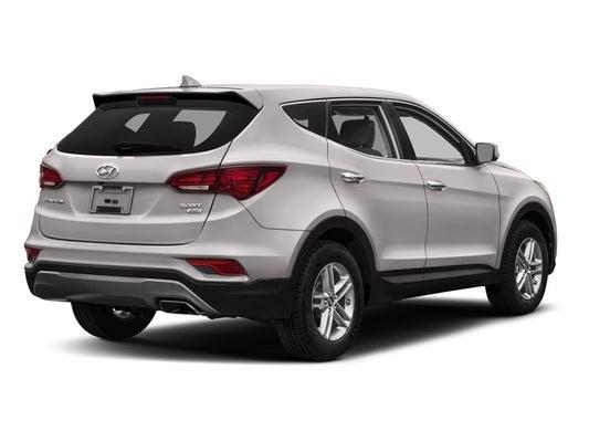 Santa Fe Toyota >> 2018 Hyundai Santa Fe Sport 2 4l