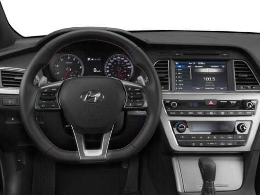 2017 Hyundai Sonata Sport In St Albans Wv Moses Toyota