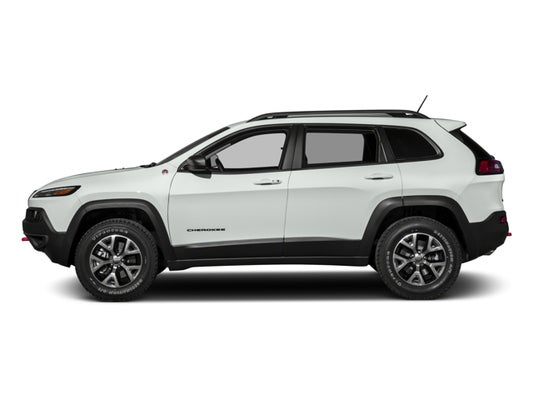 2017 Jeep Cherokee Trailhawk In St Albans Wv Moses Toyota